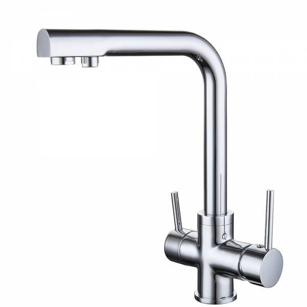 3 Wege Wasserhahn für Osmoseanlagen Puro