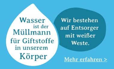 Wasser Fakten